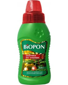 Biopon odżywka do choinek 250ml