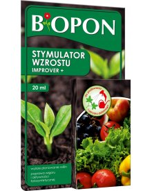 Biopon stymulator wzrostu Improver+ 20ml