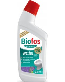 Biofos Professional WC żel Bio 500 ml
