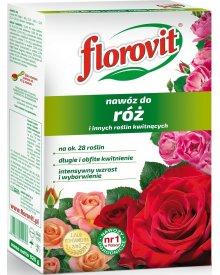 Florovit nawóz do róż i innych roślin kwitnących 925g
