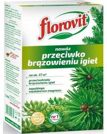 Florovit nawóz przeciwko brązowieniu igieł 925g