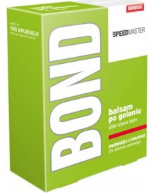 Bond Speedmaster balsam po goleniu 150ml