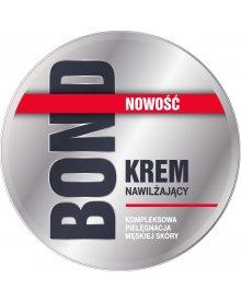 Bond Krem nawilżający do twarzy kompleksowa pięlegnacja męskiej skóry 75 ml