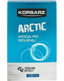 Korsarz woda po goleniu Arctic 100 ml