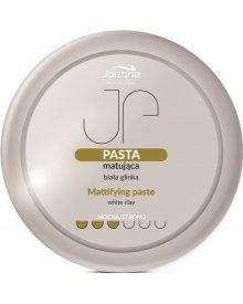 Joanna Professional pasta matująca do włosów z białą glinką mocna 200g