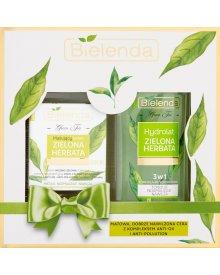 Bielenda Zielona Herbata Zestaw kosmetyków