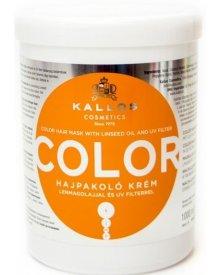 Kallos Color maska do Włosów Farbowanych 1 litr