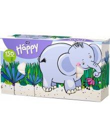 Bella Baby Happy Chusteczki uniwersalne dwuwarstwowe 150 sztuk