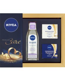 NIVEA Premium Care 55+ Zestaw kosmetyków
