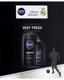 NIVEA MEN Deep Fresh Zestaw kosmetyków