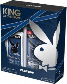 Playboy King of the Game Zestaw kosmetyków
