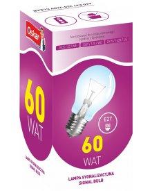Oskar żarówka gwint E27 lampa sygnaliazayjna moc 60W 10szt