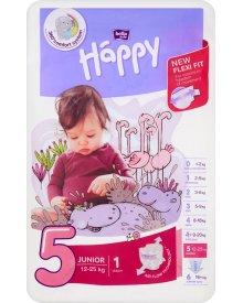 Bella Baby Happy Pieluszka jednorazowa 5 junior 12-25 kg