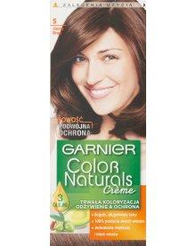 Garnier Color Naturals Creme Farba do włosów jasny brąz 5