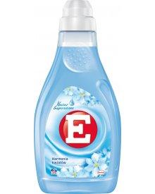 E Skoncentrowany płyn do zmiękczania tkanin harmonia kwiatów 1 l (33 prania)