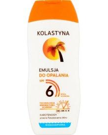Kolastyna Emulsja do opalania SPF 6 200 ml