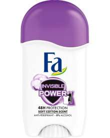 Fa Invisible Power Antyperspirant w sztyfcie 50 ml