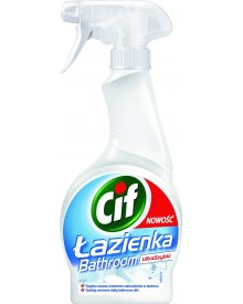 Cif UltraSzybki Łazienka Spray 500 ml