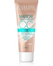 Magical Colour Correction CC Multifunkcyjny podkład nr 51 natural