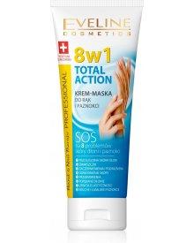 Hand n Nail Therapy Professional TOTAL ACTION krem maska do rąk i paznokci 8w1