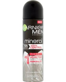 Garnier Men Mineral Action Control Thermic Antyperspirant 150 ml