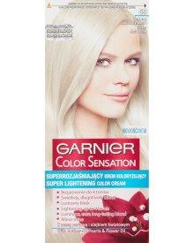 Garnier Color Sensation Superrozjaśniający krem koloryzujący srebrny popielaty blond S9