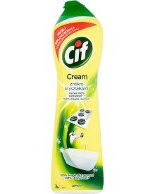 Cif Cream Lemon Mleczko z mikrokryształkami 540 g