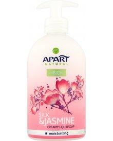 Apart Natural Prebiotic Silk & Jasmine Kremowe mydło w płynie 500 ml