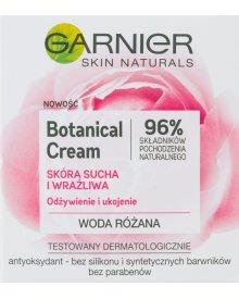 Garnier Botanical Cream Krem nawilżający woda różana 50 ml