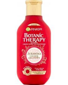 Garnier Botanic Therapy Szampon do włosów farbowanych żurawina i olejek arganowy 250 ml