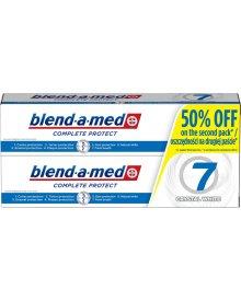 Blend-a-med Protect 7 Crystal White Pasta do zębów 2x100ml