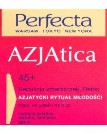 Perfecta Azjatica Azjatycki rytuał młodości 45+ Krem na dzień i na noc 50 ml