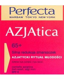Perfecta Azjatica Azjatycki rytuał młodości 65+ Krem na dzień i na noc 50 ml