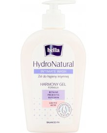 Bella HydroNatural Żel do higieny intymnej 300 ml
