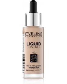 Liquid Control HD Long Lasting Formula24H podkład do twarzy 030 sand beige