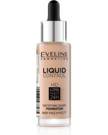 Liquid Control HD Long Lasting Formula24H podkład do twarzy 040 warm beige