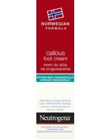 NEUTROGENA Formuła Norweska Krem do stóp na zrogowacenia 50 ml