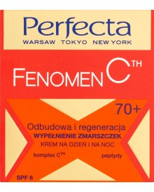 Perfecta Fenomen C 70+ Wypełnienie zmarszczek Krem na dzień i na noc 50 ml