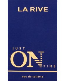 LA RIVE Just on Time Woda toaletowa męska 100 ml