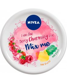NIVEA Soft Mix me I am the Berry Charming One Krem nawilżający 100 ml