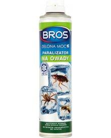 Bros Zielona Moc Paralizator na owady 300 ml