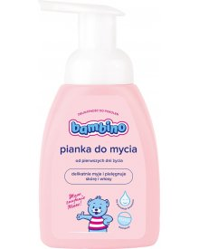 Bambino Pianka do mycia dla niemowląt 250 ml