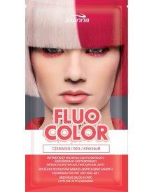Joanna Fluo Color do włosów czerwień 35 g