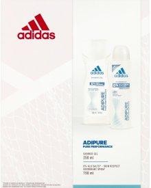 Adidas Adipure Zestaw kosmetyków