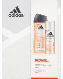 Adidas Adipower Zestaw kosmetyków