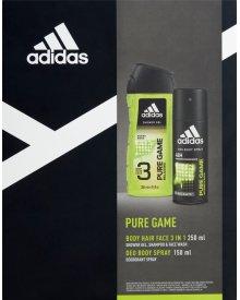 Adidas Pure Game Zestaw kosmetyków