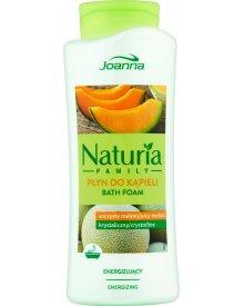 Joanna Naturia Family Płyn do kąpieli soczysty melon 750 ml