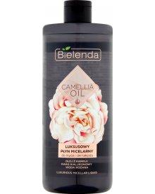 Bielenda Camellia Oil Luksusowy płyn micelarny do mycia i demakijażu 500 ml