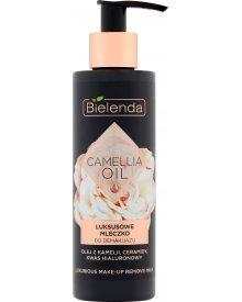 Bielenda Camellia Oil Luksusowe mleczko do demakijażu 200 ml