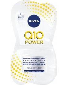 NIVEA Q10 Power Maska przeciwzmarszczkowa 15 ml (2 x 7,5 ml)